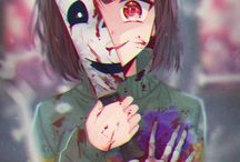 Creepy Anime