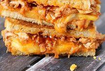 Sandwich, wraps y crepes
