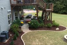 Outdoors--decks