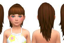Cheveux Filles
