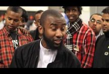 Young Muslim Dub Poet