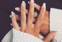 Big day nails