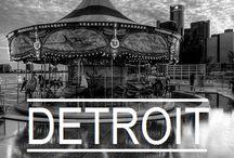 DETROIT INSPIRATION FW 2015 / INSPIRATION DETROIT DOLCE VITA FALL / WINTER 2015 - 2016