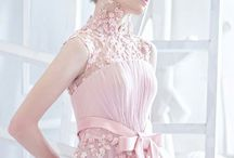 @Couturenotebook Loves Pink / Pink evening gowns and prink evening dresses