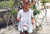 Toddler girls style