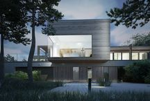 Way-I architectural visualization (Rendering) / Photorealistic architectural visualizations by Way I