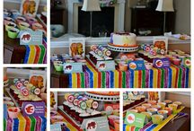 Nathu Birthday planning / 1st Birthday Brown Bear Birthday party