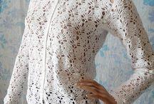 Ručně pletené oblečení