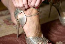 Cinderella Shoes / Wedding Shoes / Zapatos para novias