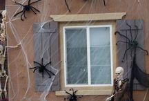 Halloween decorations yard