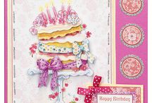Bright & Modern / Bright, modern cardmaking ideas.