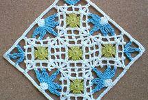 Magic crochet - motiffs