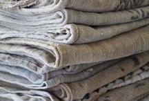 grain sacks! / by Carol Hewitt