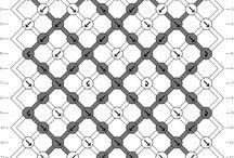 patrones / patrones macramé