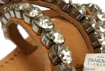 Atelier Greek Sandals / Showcasing the heritage of greek ancient with Swarovski elements www.greeksandals.gr