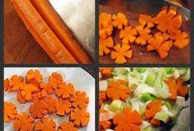 Cuisine -  Légumes - Astuces