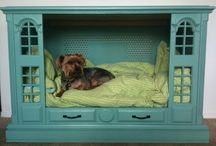 Decadent Dog Houses / by Tamra Alexander Cook / The Gilded Barn