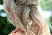 Wedding Hair/Makeup ideas for Belles & Brides