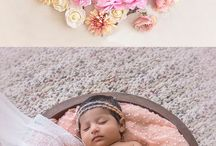 Baby Girls - 2 to 6 months: Photography Ideas from Delhi India / Anega Bawa Photography