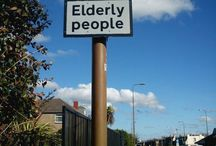 Oh, grow up! / Humour in aging