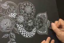 doodling