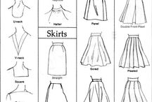 technical drawings of clothing