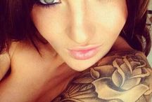 Hot Tattoos / Hot tattooed girls