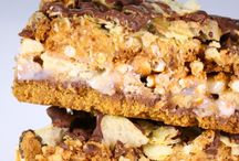 EAT: Brownies and Bars / Bar and brownie recipes