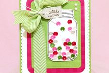 Card Embellishments / Fun embellishments for papercrafting
