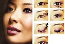maquiagem e cortes
