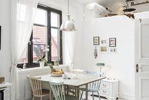 white home design
