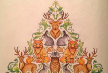 Animal pyramid.