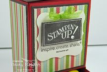 Stampin' Ideas / by Pam Lentini