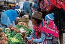 Peru - the place I would love to visit / Introduction to Peru