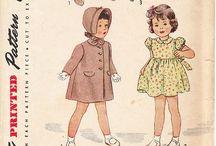 Bebek ve çocuk kıyafetleri