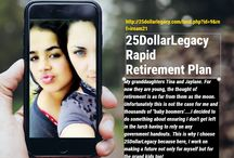 25DollarLegacy Rapid Retirement Plan