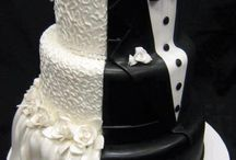 Ideas - unusual wedding cakes