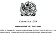 cancer act 1939 cansas city mo doc