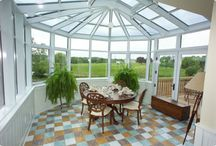 Kitchen & Dining / by Solar Innovations® Architectural Glazing Systems
