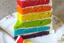 ~Colorful Cakes~