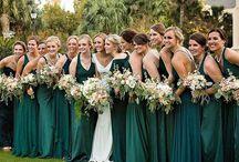 Vestido de Madrinha | Casamento / Inspirações de vestidos de madrinha para casamento no estilo americano! www.blogrealizandoumsonho.com.br