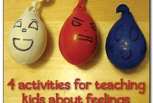 Social-Emotional Learning / Activities, books, tips, and tricks for developing children's social and emotional skills. Ideas for discussing feelings, plus identifying and talking about emotions. / by Katie @ Gift of Curiosity