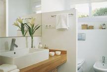 hachas baño