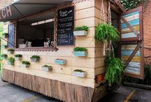 Foodtruck / Wood