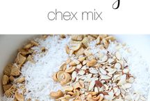 heavenly chex mix
