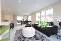 Living Quarters / Your living quarters are where you will most likely spend the most time in your new home. Getting the best use of the space is so important. We hope these images give inspiration on how to maximise your living room space.