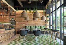 Vegan restaurant/cafe