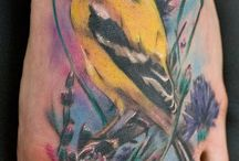Tattoo Styles/Ideas / by Anette