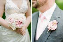 Wedding flowers and bridal bouquets