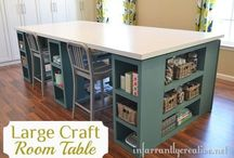 Craft RoomTable